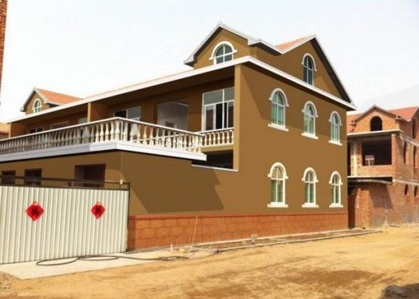 赣州真石漆和石材,哪个更适合现代建筑外墙?