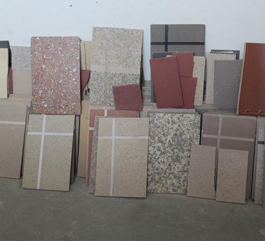 天然真石漆彩砂产品-1