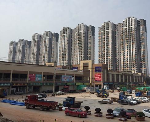 南康文峰城2016年弹性平涂